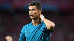 Ronaldo spielte neun Jahre für Real Madrid
