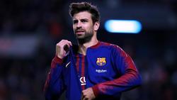 Gerard Pique muss 48.000 Euro Strafe zahlen