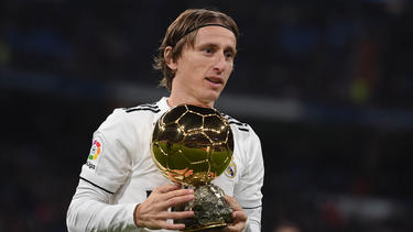 Real Madrids Star Luka Modric will den nächsten Titel gewinnen