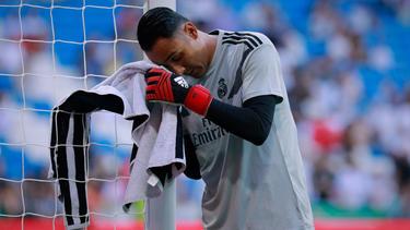 Real Madrid vorerst ohne Torhüter Keylor Navas