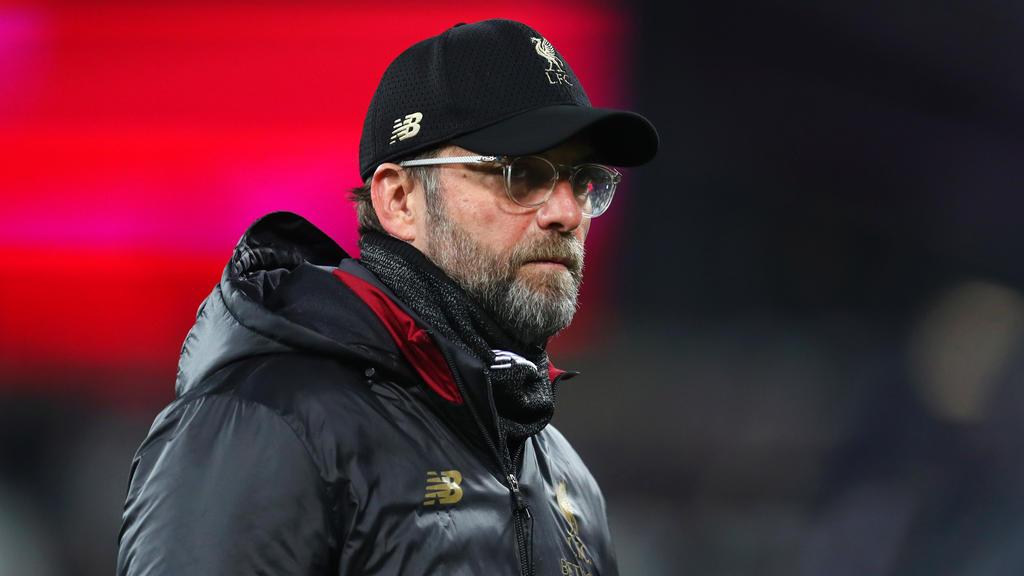 Jürgen Klopp will von einer Krise beim FC Liverpool nichts wissen