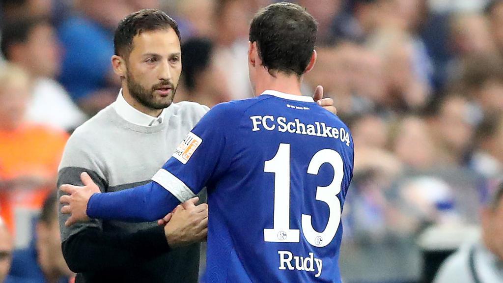 Domenico Tedesco nahm Sebastian Rudy in München schon früh vom Feld