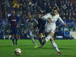 Bale puede estar viviendo sus últimos momentos como jugador blanco. (Foto: Getty)