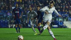 Gareth Bale war nicht nach feiern zumute