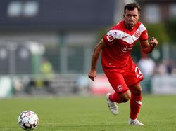 Kevin Stöger darf sich Woche für Woche in der Bundesliga beweisen