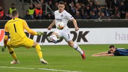 Luka Jovic vor Wechsel von Eintracht Frankfurt zum FC Barcelona?