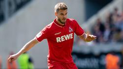 Simon Terodde traf für den 1. FC Köln