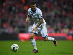 Steven Zuber wurde erstmals für die Schweizer Nationalmannschaft nominiert