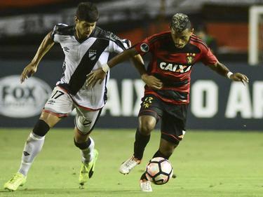 El Sport Club Recife le endosó un 3-0 en la ida a Danubio. (Foto: Imago)