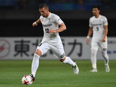 Derzeit läuft es nicht rund für Lukas Podolski