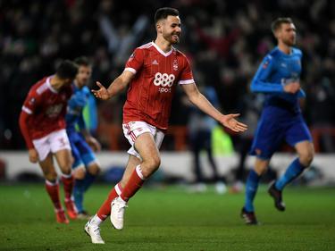 El sorpresón de la jornada lo ha dado el histórico Nottingham Forest. (Foto: Getty)