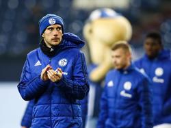 Für Leon Goretzka wurde es ungemütlich im Spiel gegen Hannover