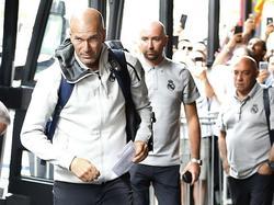 Zidane vuelve a tomar el mando del Madrid.