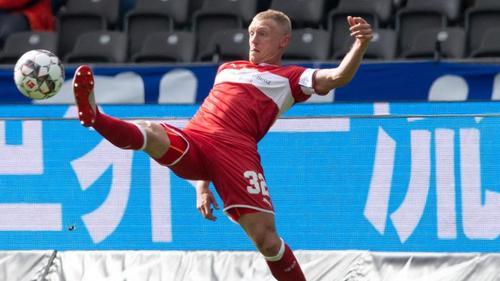 Andreas Beck wechselt nach Belgien