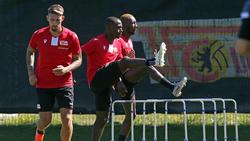 ist Marvin Friedrich bald Teil der Trainingsgruppe von Union Berlin (Bild)?