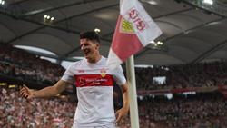 Mario Gomez erzielte den ersten Treffer der neuen Zweitliga-Saison