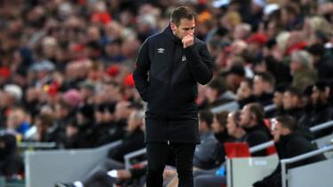 Jan Siewert ist nicht mehr Trainer von Huddersfield Town