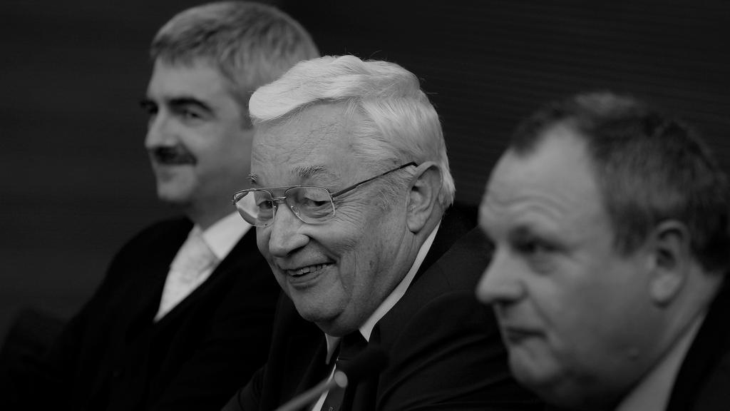 Horst Hilpert 2012 beim außerordentlichen Bundestag des Deutschen Fußball-Bundes (DFB)