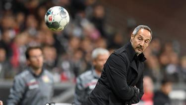 """Eintracht Frankfurt steht vor """"brutalen Wochen"""""""