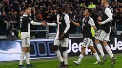 La Juventus había enviado una dosis de presión al Inter