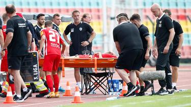 Schock für den 1. FC Kaiserslautern und Felix Götze