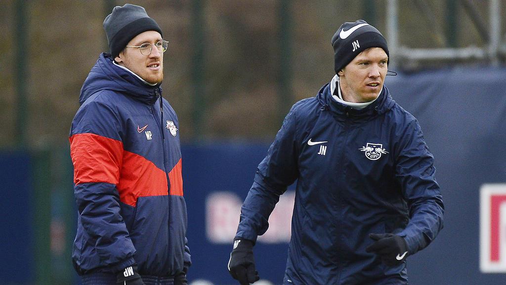 Dr. Maximilian Pelka (l.) steht offenbar vor einem Wechsel zum FC Bayern