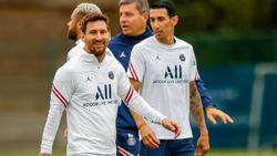 Lionel Messi könnte am Sonntag in der Pariser Startelf stehen