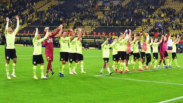 Zweiter Sieg im zweiten Champions-League-Spiel für den BVB
