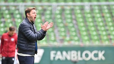 Florian Kohfeldt ist neuer Trainer des VfL Wolfsburg