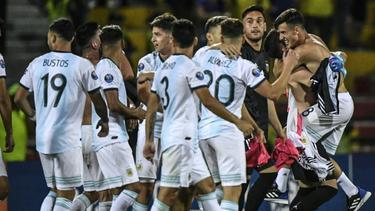 Argentinien hat sich eines der beiden südamerikanischen Olympiatickets gesichert