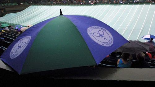 Dürfen sich die Wimbledon-Veranstalter über Millionen-Einnahmen freuen?