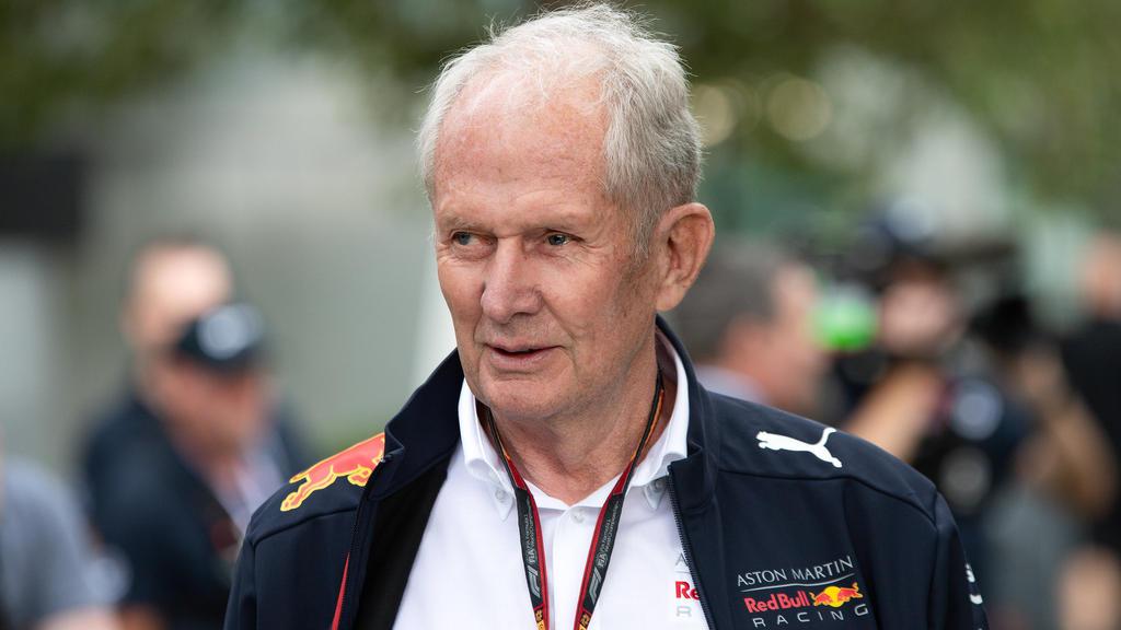 Helmut Marko sieht Red Bull für die Saison bestens gerüstet