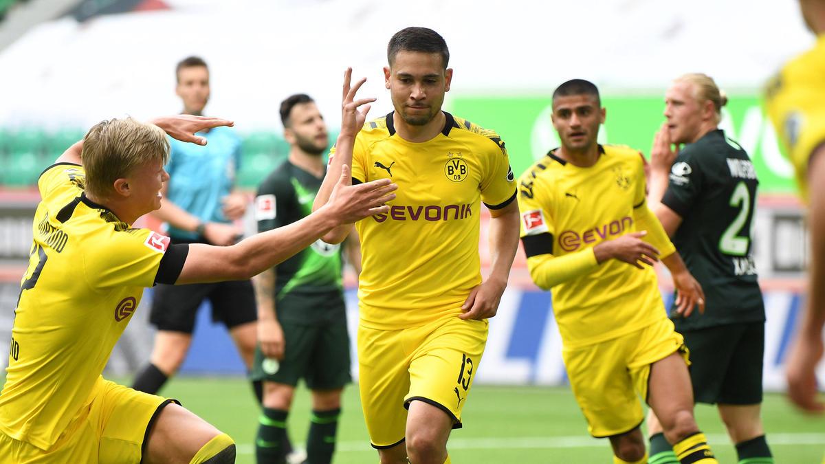 BVB siegt beim VfL Wolfsburg: Noten und Einzelkritik