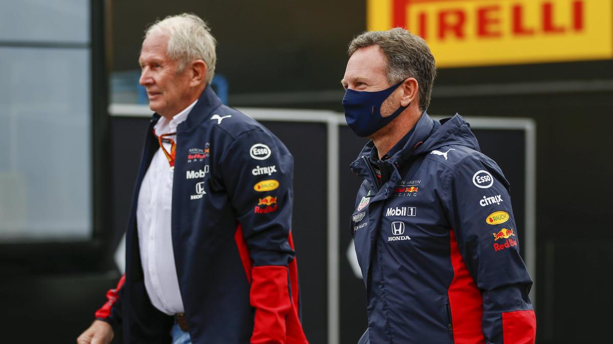 Helmut Marko und Christian Horner verhandeln für eine Lösung mit Honda