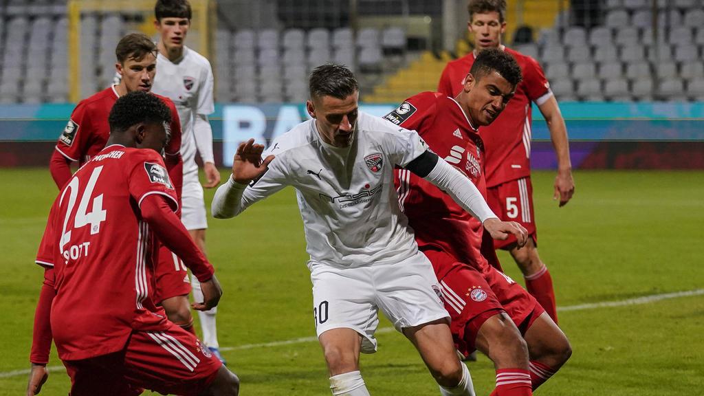 Pleite für Bayern, Lautern und Dynamo siegen