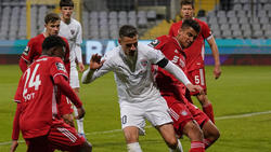 FC Bayern II unterliegt in der 3. Liga dem FCI
