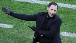 Die Russland-Zeit von Spartak-Trainer Domenico Tedesco neigt sich dem Ende entgegen