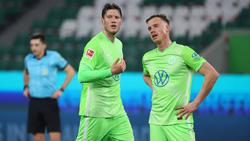 Yannick Gerhardt (re.) weckt Begehrlichkeiten in der Bundesliga