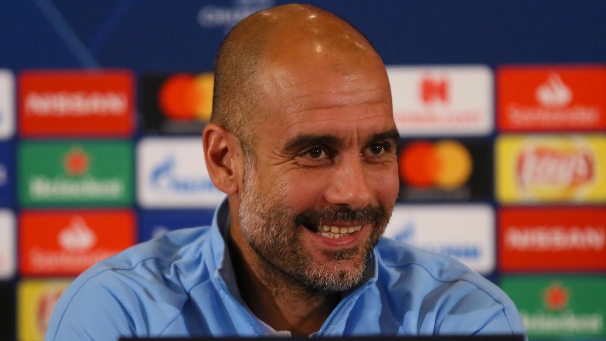 """Pep Guardiola fordert den FC Bayern zum """"Sextuple-Duell"""" heraus"""