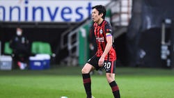 Makoto Hasebe verlängert bei Eintracht Frankfurt