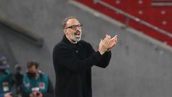 Pellegrino Matarazzo trifft mit dem VfB Stuttgart auf RB Leipzig