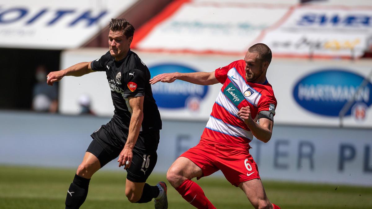Sandhausen unterlag beim 1. FC Heidenheim