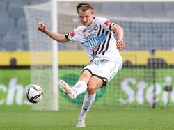 David Nemeth wird wohl nicht länger in Graz bleiben