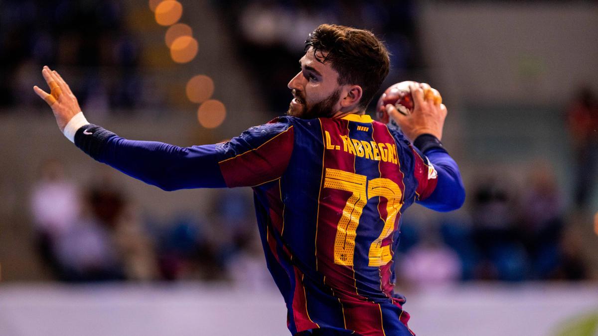 Ludovic Fabregas siegte mit dem FC Barcelona
