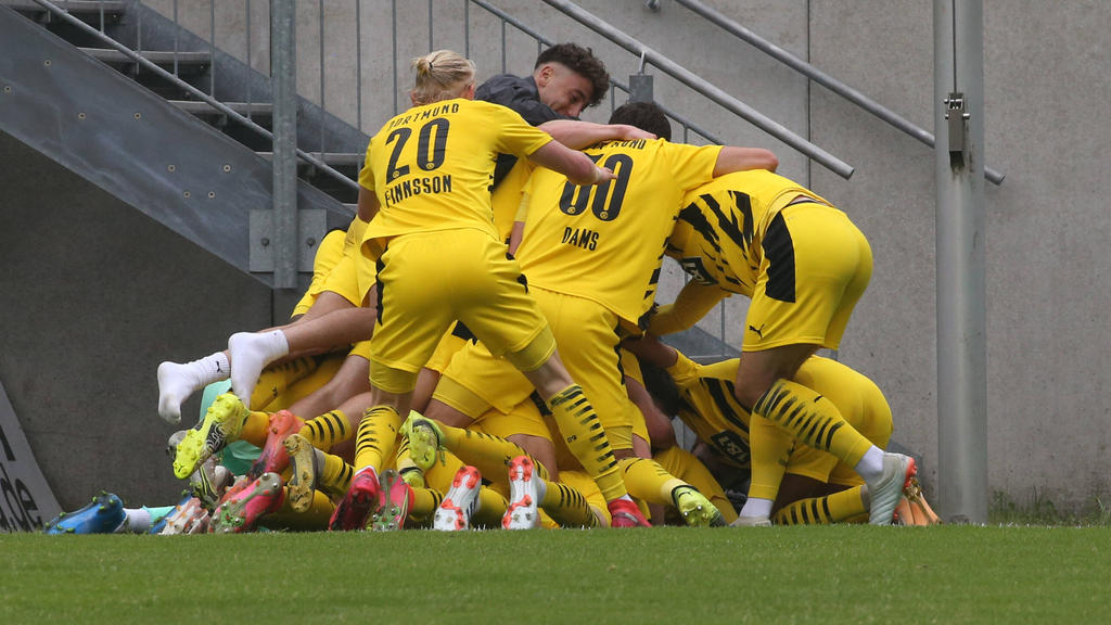 Noch muss der BVB um den Aufstieg in die 3. Liga zittern
