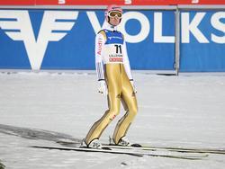 Severin Freund in Lillehammer 2015