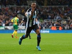 Georginio Wijnaldum destrozó al Norwich con cuatro tantos este domingo. (Foto: Getty)
