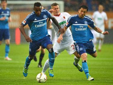 Nach der Bundesliga-Saison ist der Hamburger SV noch auf Freundschaftsspiel-Tour