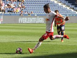 Jonatan Soriano Salzburg vs. WAC