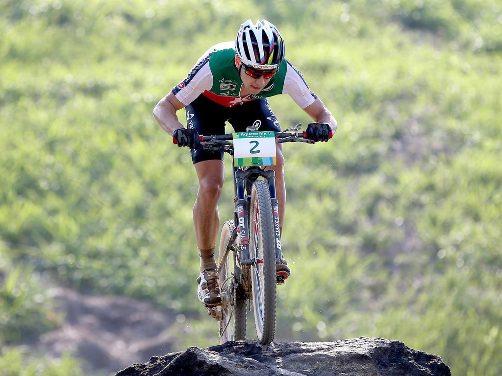 Nino Schurter hat Gold gewonnen